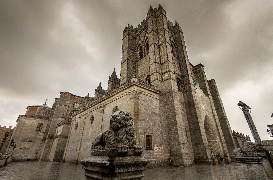 catedral de avila